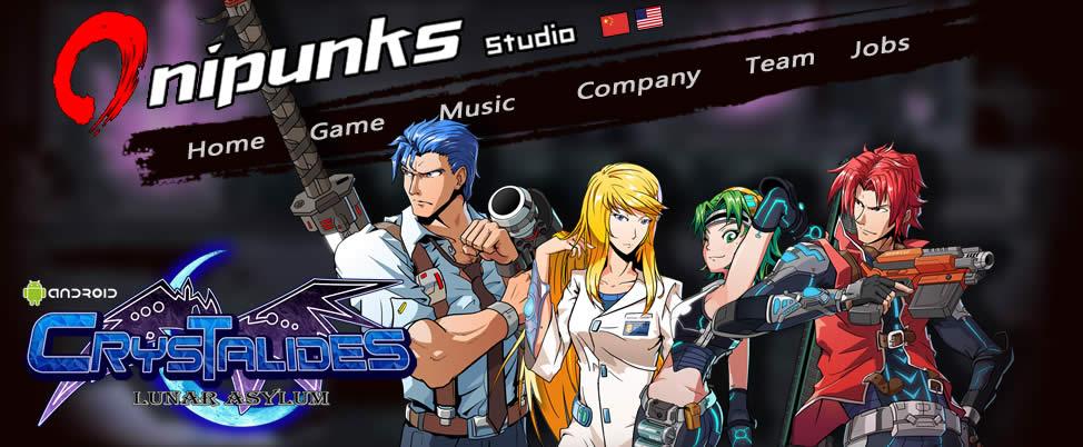 Onipunks Inc.Game Introswatch門市-高雄