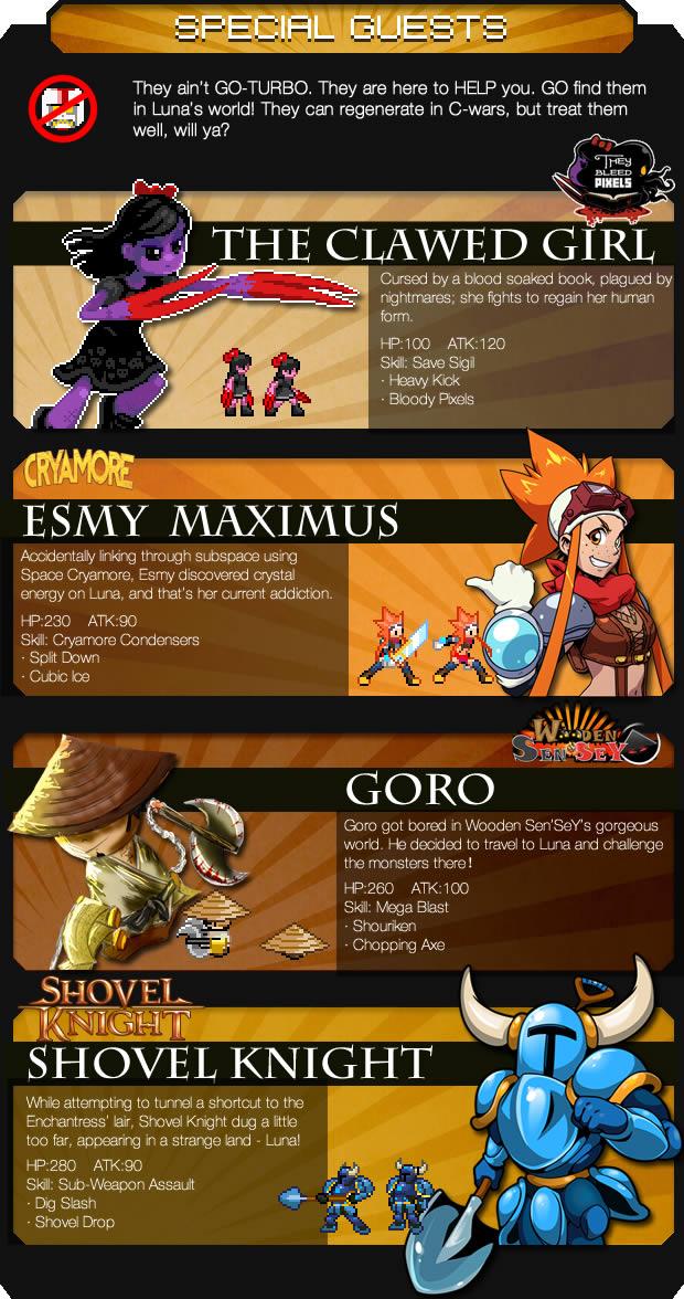 C-Wars en Nintendo 3DS